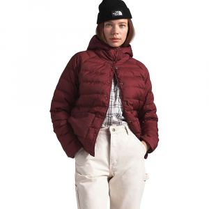 The North Face Women's Leefline Lightweight Insulated Jacket - Small - Barolo Red