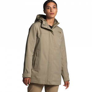 The North Face Women's Menlo Insulated Parka - Large - Twill Beige