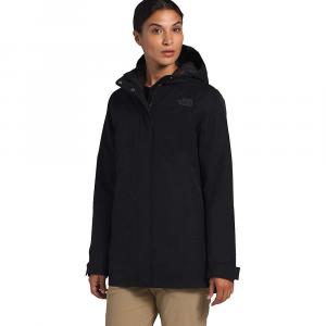The North Face Women's Menlo Insulated Parka - Small - TNF Black