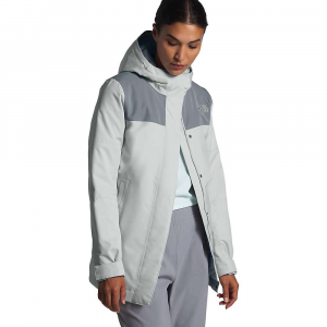 The North Face Women's Menlo Insulated Parka - XS - Tin Grey / Mid Grey