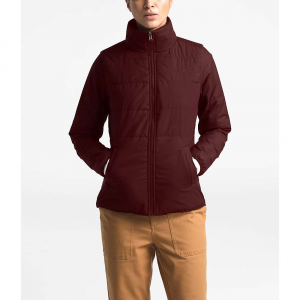 The North Face Women's Merriewood Reversible Jacket - Large - Deep Garnet Red