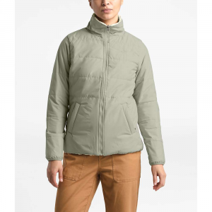 The North Face Women's Merriewood Reversible Jacket - Large - Dove Grey / Vintage White