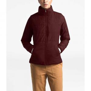 The North Face Women's Merriewood Reversible Jacket - Medium - Deep Garnet Red