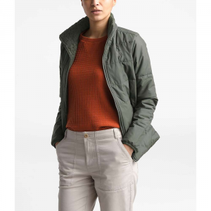 The North Face Women's Merriewood Reversible Jacket - Medium - New Taupe Green / New Taupe Green