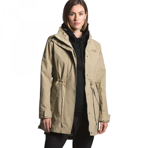 The North Face Women's Metroview Trench - XL - Twill Beige
