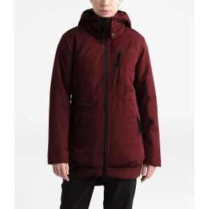 The North Face Women's Millenia Insulated Jacket - Small - Deep Garnet Red