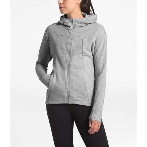 The North Face Women's Motivation Fleece Full Zip Jacket - Medium - TNF Light Grey Heather