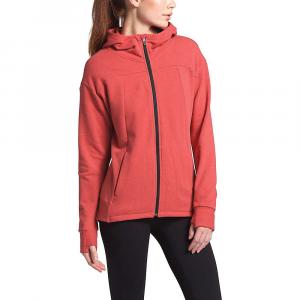 The North Face Women's Motivation Fleece Full Zip Jacket - XL - Sunbaked Red Heather