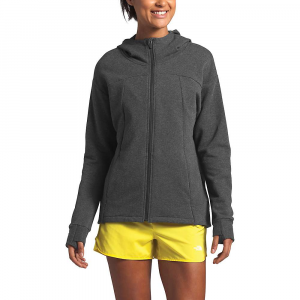 The North Face Women's Motivation Fleece Full Zip Jacket - XS - TNF Dark Grey Heather
