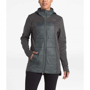 The North Face Women's Motivation Hybrid Long Jacket - XS - Asphalt Grey / TNF Dark Grey Heather