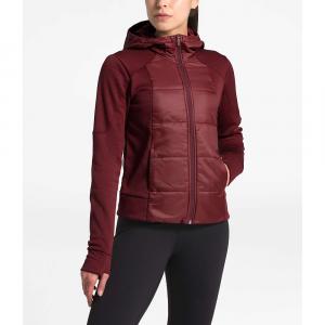 The North Face Women's Motivation Hybrid Short Jacket - Medium - Deep Garnet Red