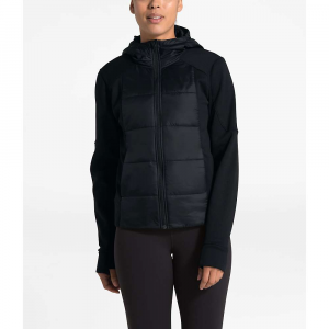 The North Face Women's Motivation Hybrid Short Jacket - Small - TNF Black
