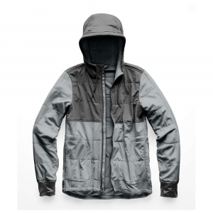 The North Face Women's Mountain Sweatshirt Full Zip Jacket - Small - Asphalt Grey / Mid Grey