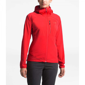 The North Face Women's North Dome Stretch Wind Jacket - Small - Juicy Red