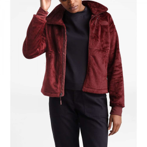 The North Face Women's Osito Flow Jacket - Small - Deep Garnet Red