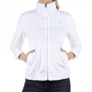 The North Face Women's Osito Hybrid Full Zip Jacket - Large - TNF White