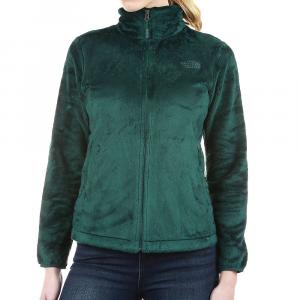 The North Face Women's Osito Hybrid Full Zip Jacket - Medium - Ponderosa Green