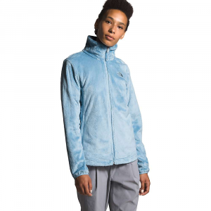 The North Face Women's Osito Hybrid Full Zip Jacket - Small - Angel Falls Blue