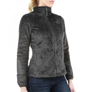 The North Face Women's Osito Hybrid Full Zip Jacket - Small - Asphalt Grey
