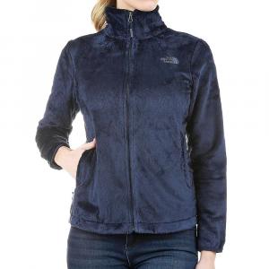 The North Face Women's Osito Hybrid Full Zip Jacket - Small - Urban Navy