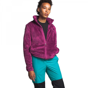The North Face Women's Osito Hybrid Full Zip Jacket - Small - Wild Aster Purple