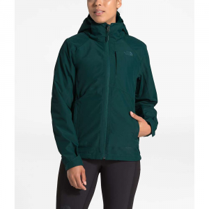 The North Face Women's Osito Triclimate Jacket - Small - Ponderosa Green / Ponderosa Green