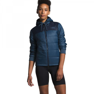 The North Face Women's Pardee Insulated Jacket - Large - Shady Blue / Urban Navy