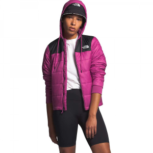The North Face Women's Pardee Insulated Jacket - Large - Wild Aster Purple / TNF Black
