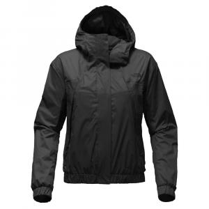 The North Face Women's Precita Rain Jacket - Medium - TNF Black