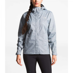 The North Face Women's Print Venture Jacket - XS - Mid Grey Linear Topo Print