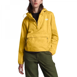 The North Face Women's Printed Fanorak - XL - Bamboo Yellow Floral Block Print
