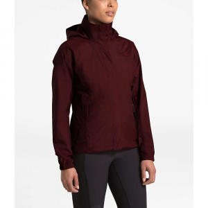 The North Face Women's Resolve 2 Jacket - Small - Deep Garnet Red