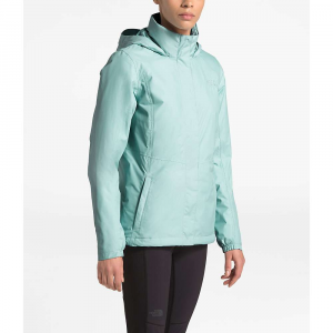 The North Face Women's Resolve Insulated Jacket - Small - Windmill Blue / Windmill Blue