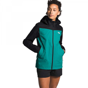 The North Face Women's Resolve Plus Jacket - Large - Jaiden Green/TNF Black