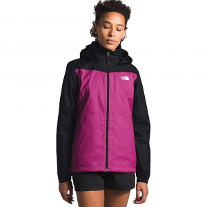 The North Face Women's Resolve Plus Jacket - Small - Wild Aster Purple/TNF Black