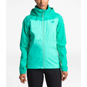 The North Face Women's Resolve Plus Jacket - XS - Mint Blue / Ion Blue