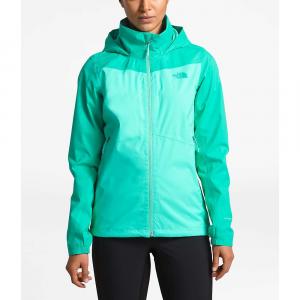 The North Face Women's Resolve Plus Jacket - XS - Mint Blue / Ion Blue