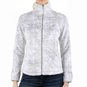 The North Face Women's Seasonal Osito Jacket - Small - Blue Frost Marble Print