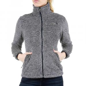 The North Face Women's Seasonal Osito Jacket - Small - Urban Navy / Dove Grey