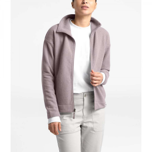 The North Face Women's Sibley Fleece Full Zip Jacket - Large - Ashen Purple Heather