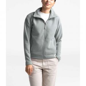 The North Face Women's Sibley Fleece Full Zip Jacket - Medium - Meld Grey Heather
