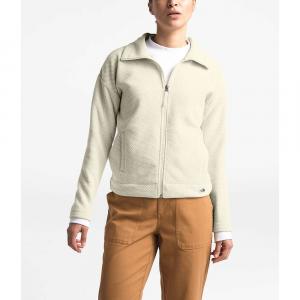 The North Face Women's Sibley Fleece Full Zip Jacket - Medium - Vintage White Heather