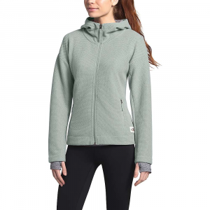 The North Face Women's Sibley Fleece Hoodie - Large - Meld Grey Heather