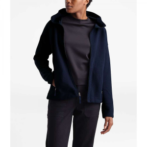 The North Face Women's Sibley Fleece Hoodie - Large - Montague Blue Heather