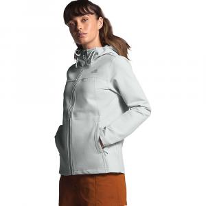 The North Face Women's Tekno Ridge Full Zip Hoodie - Medium - Tin Grey