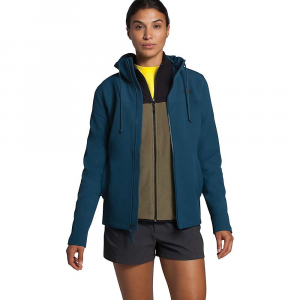 The North Face Women's Tekno Ridge Full Zip Hoodie - Small - Blue Wing Teal