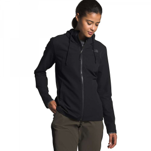 The North Face Women's Tekno Ridge Full Zip Hoodie - XS - TNF Black