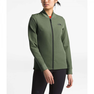 The North Face Women's Tekno Ridge Full Zip Jacket - Small - Four Leaf Clover / Four Leaf Clover