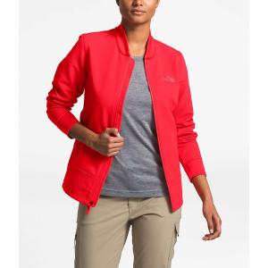 The North Face Women's Tekno Ridge Full Zip Jacket - XL - Juicy Red / Juicy Red