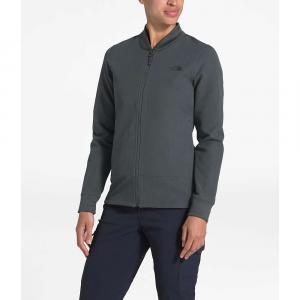The North Face Women's Tekno Ridge Full Zip Jacket - XS - Asphalt Grey / Asphalt Grey